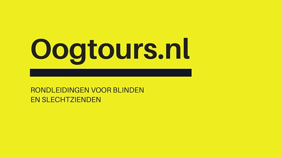 Nl start van oogtours.nl