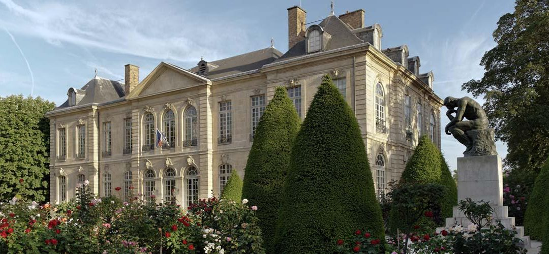 Parijs – museum August Rodin