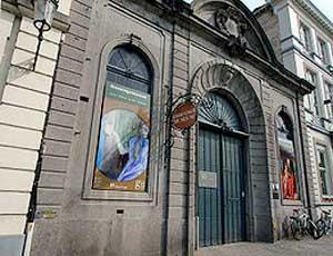Het Groeningemuseum met een andere blik- een rondleiding